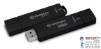 Winner of Platinum and Gold Govies awards, Kingston's encrypted USB drive, IronKey D300 (Photo: Business Wire)