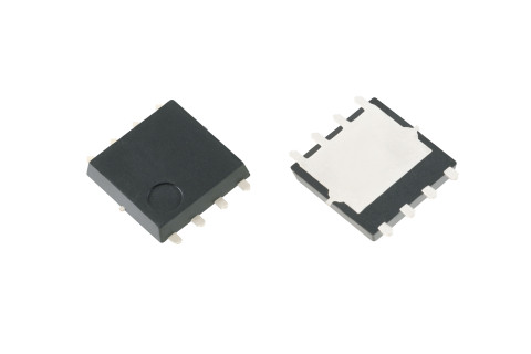 "Toshiba: Automotive 40V N-channel power MOSFET ""TPHR7904PB"" and ""TPH1R104PB"" housed in the small low-resistance SOP Advance (WF) package. (Photo: Business Wire)"