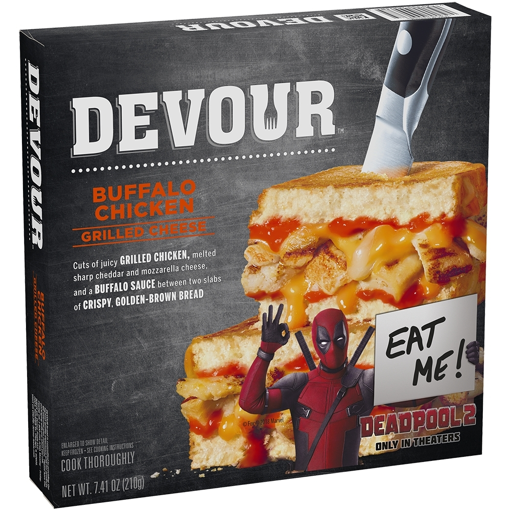 What does devour mean sexually