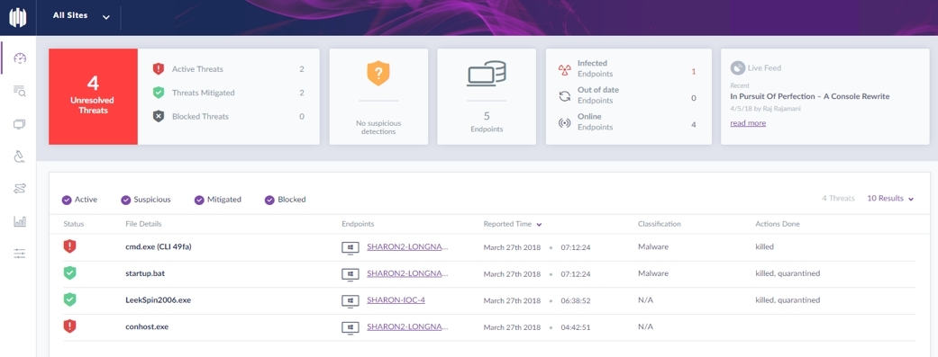 SentinelOne Extends Autonomous Endpoint Protection to All Cloud