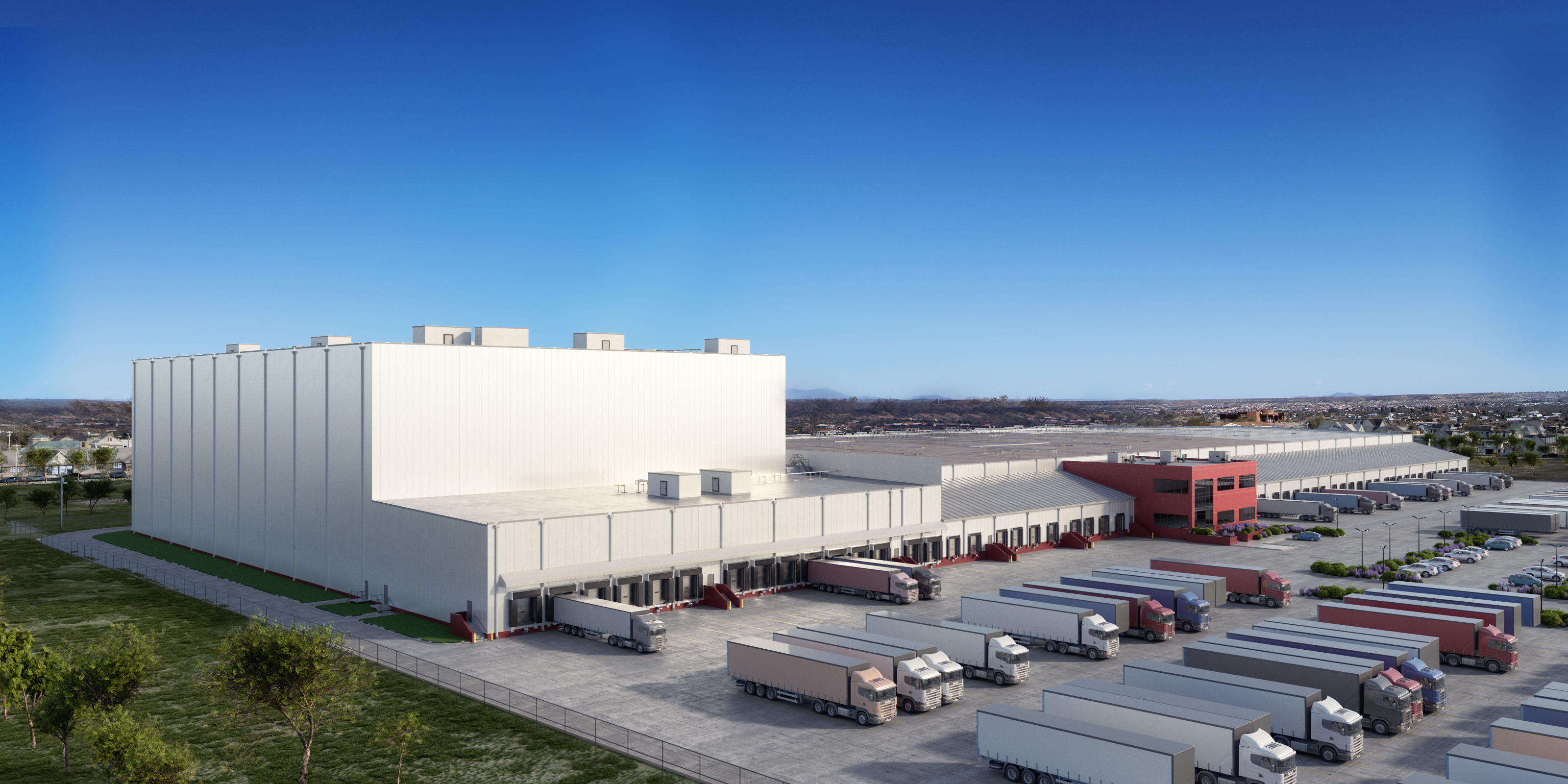 Lineage Logistics Entame Les Travaux Du0027expansion Du Site De Sunnyvale Pour  Devenir Lu0027une Des Installations Du0027entreposage Automatisé Et De Distribution  ...
