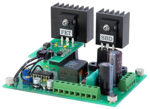 DC-DC converter (example of application circuit) (Photo: Business Wire)