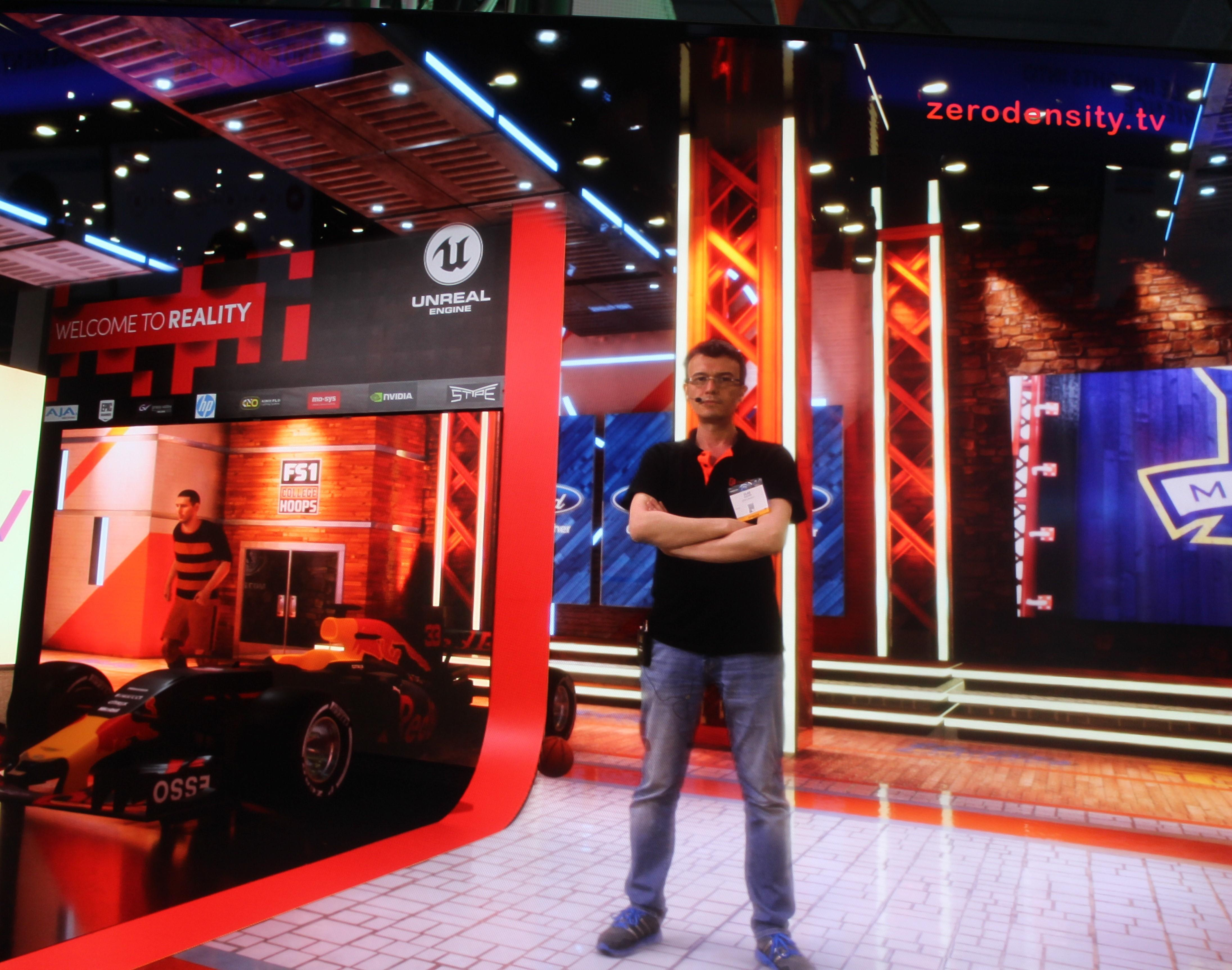 """Zero Density Shows """"What is Next"""" in Virtual Studios at NAB Show"""