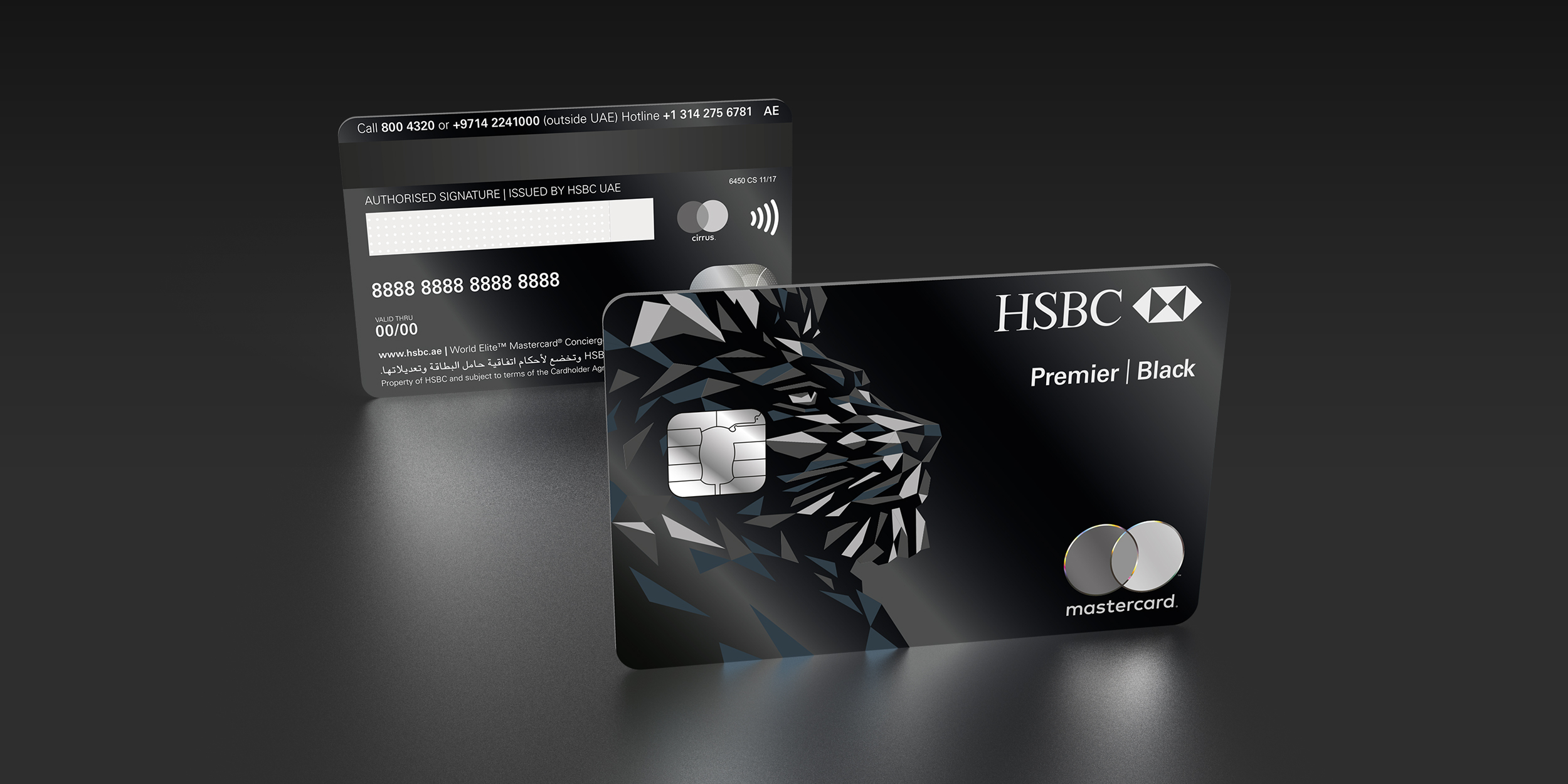 Idemia delivers the new metal hsbc black credit card business wire full size reheart Gallery