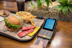 Verifone Launches Engage V400c, the First Touchscreen Countertop in Next Generation Family (Photo: Business Wire)