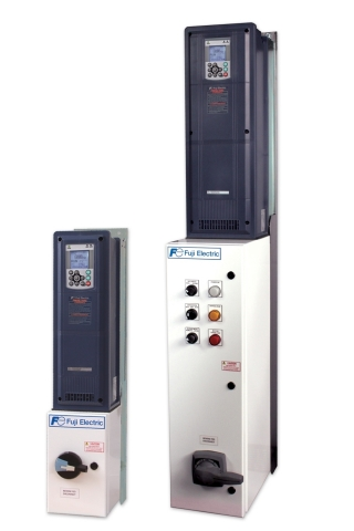 FRENIC-HPAQ Series Drives (Photo: Business Wire)