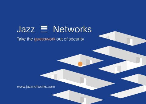 Take the guesswork out of security with Jazz Networks (Graphic: Business Wire)