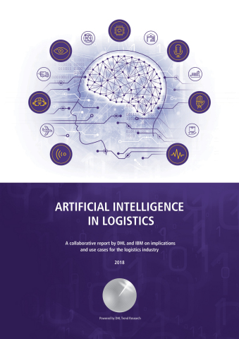 Artificial Intelligence will be a game-changer for logistics. Our AI Trend Report with IBM presents best practices in various industries and reveals best applications for logistics. (Photo: Business Wire)