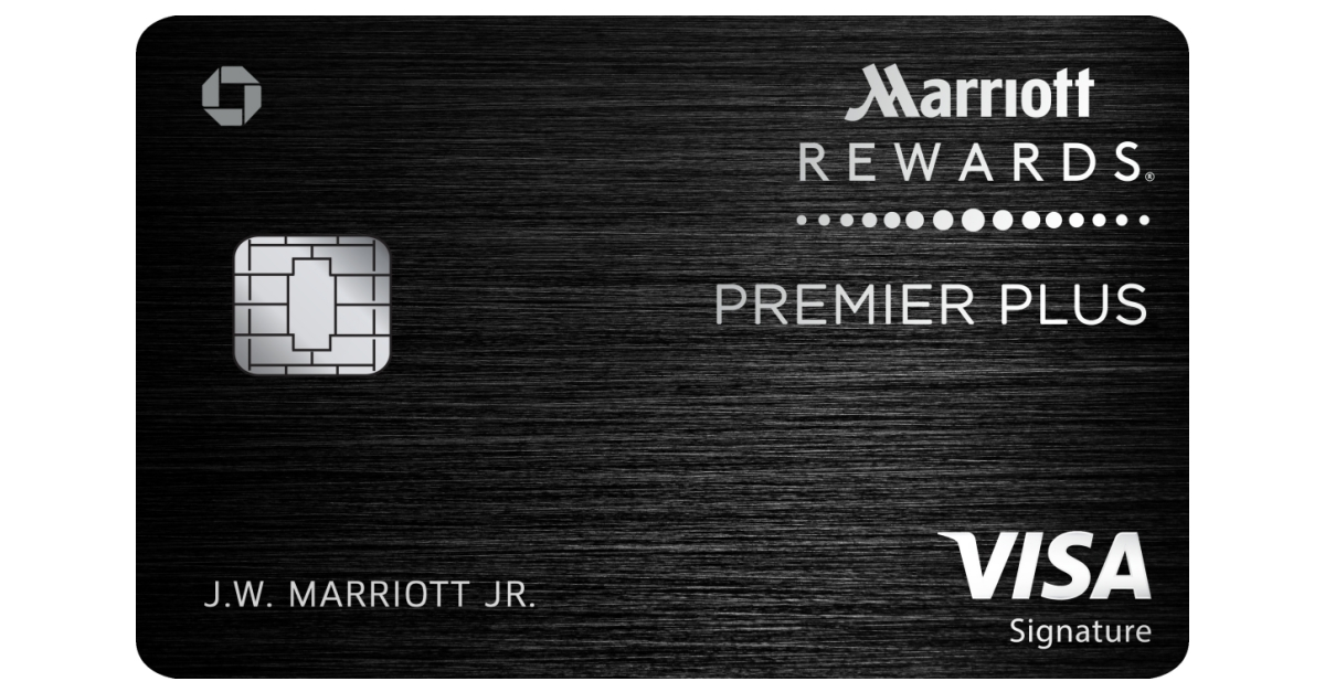 Chase and Marriott Announce the Marriott Rewards Premier Plus Credit ...