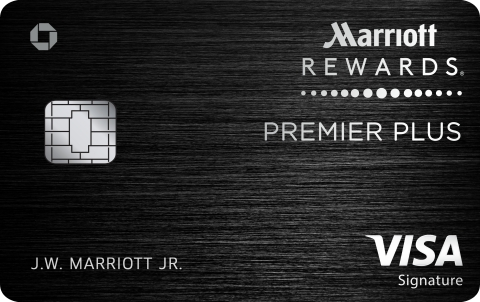 Chase and Marriott Announce New Marriott Rewards Premier Plus Credit Card. (Photo: Business Wire)