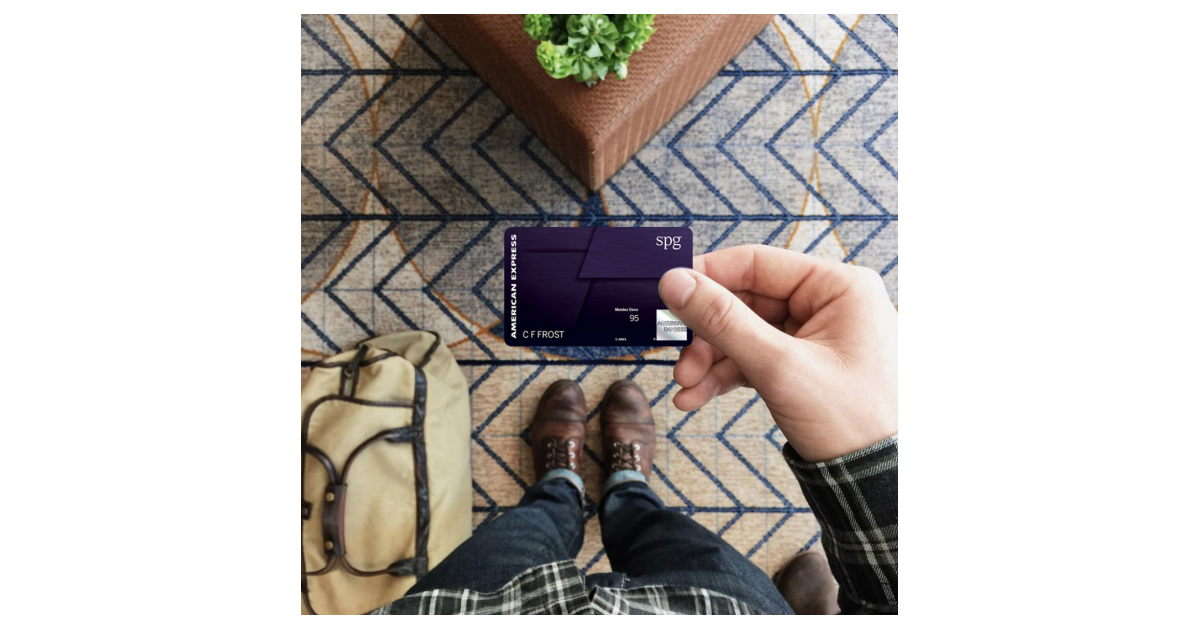 American Express and Marriott Unveil New and Refreshed Starwood ...