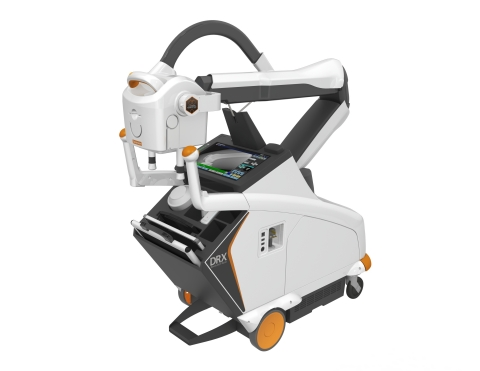 Carestream is taking orders for its new CARESTREAM DRX-Revolution Nano Mobile X-ray System in the United States. (Photo: Business Wire)