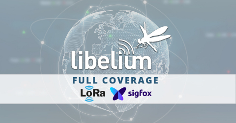 Photo: Libelium Libelium IoT Sensor Platform Adds LPWAN Coverage for Australia, ASIA PAC and LATAM