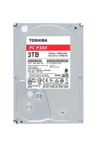 東芝:デスクトップPC向けの3.5型内蔵ハードディスク「P300 Desktop PC Hard Driveシリーズ」(写真:ビジネスワイヤ)