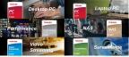 東芝:マーケティングネームとカテゴリーカラーのイメージ(画像:ビジネスワイヤ)