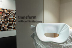 Transform objects without limitations using DI NOC architectural finishes. (Photo: 3M)