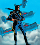 "Steven Spielberg Set to Take on ""Blackhawk"" (Photo: Business Wire)"