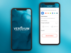 Veridium Unveils Authenticator App for Multi-Factor Biometric Authentication, Eliminating Need for Passwords or Tokens. (Graphic: Business Wire)