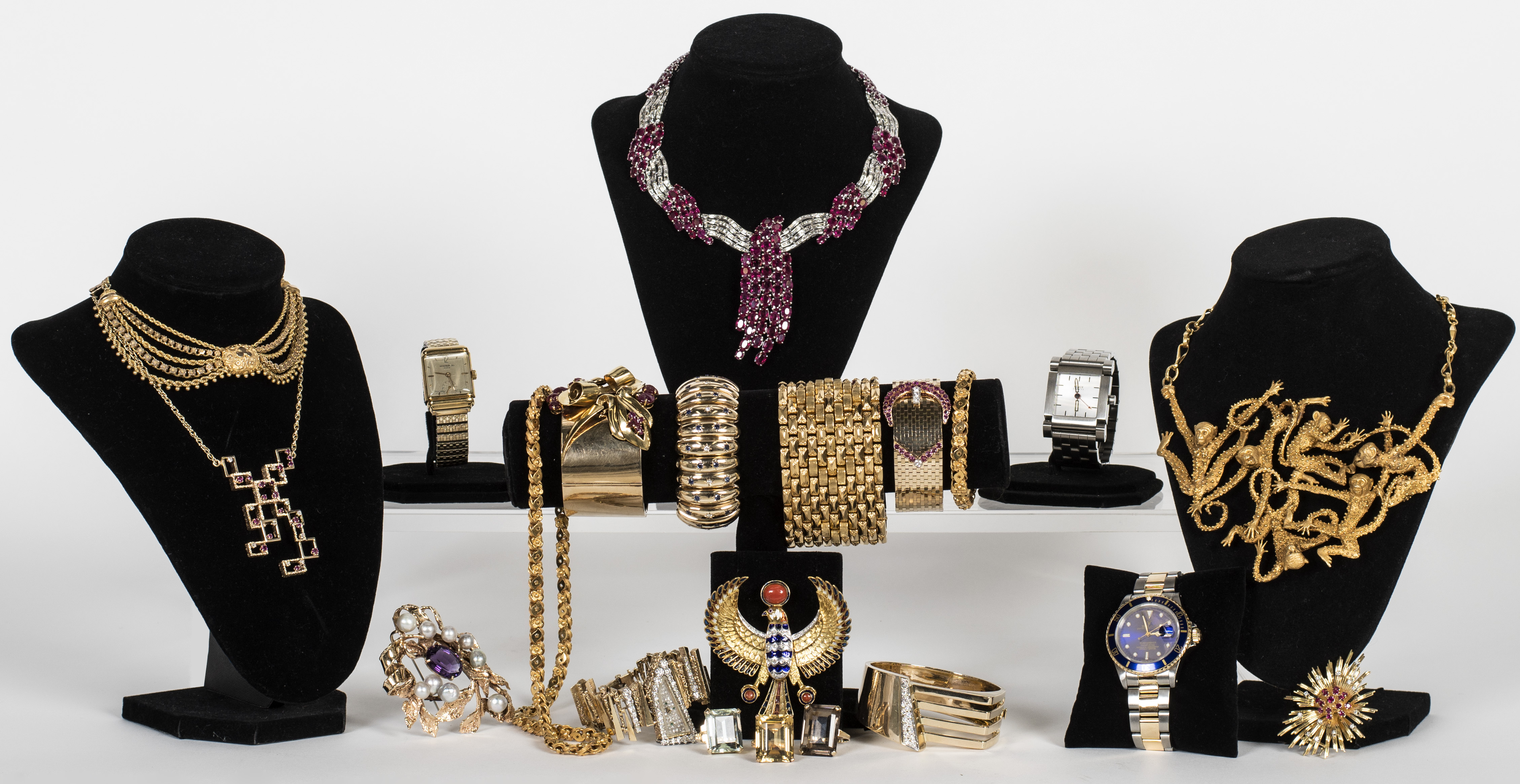 Its Time for Spring Bling LAs Abell Auction Company Hosts Sale
