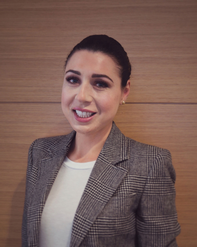 Gelena Sachs, Business Wire, VP of People (Photo: Business Wire)