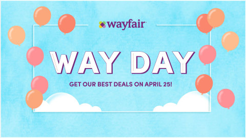Wayfair launches Way Day, a new retail holiday for home (Graphic: Business Wire)
