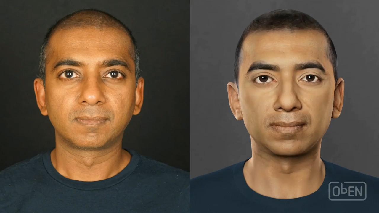 ObEN CEO Nikhil Jain's multilingual Personal AI (PAI)