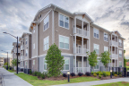 Capital Creek at Heritage, a new 214-unit class A apartment community located in Wake Forest, North Carolina (Photo: Business Wire)