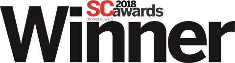 Protegrity Wins 2018 SC Award for Best Database Security Solution (Graphic: Business Wire)