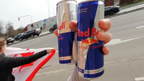 Red Bull Can You Make It? challenged 200 teams comprised of three university students from across the world on the adventure of a lifetime, giving them 7 days to travel across Europe using Red Bull cans as their only form of currency