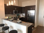 Stainless steel GE appliances will add an elegant touch to more than 200 luxury apartments in the new Residences at Omni in downtown Louisville, Kentucky. (Photo: GE Appliances, a Haier company)