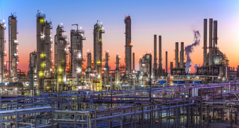 Marathon Petroleum's Galveston Bay Refinery (Photo: Business Wire)