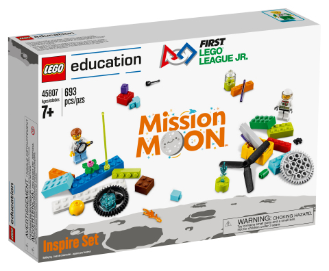 LEGO® Education and FIRST® Unveil Space-Themed Sets for New FIRST LEGO League Jr. and FIRST LEGO Lea ...