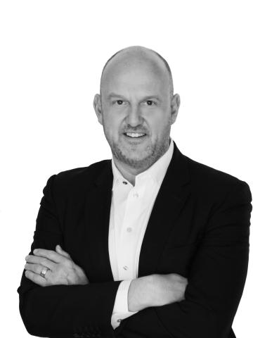 Niklas Lindberg, Chief Revenue Officer, WDX (Photo: Business Wire)