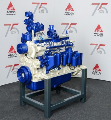 AGCO Power Millionth engine (Photo: Business Wire)