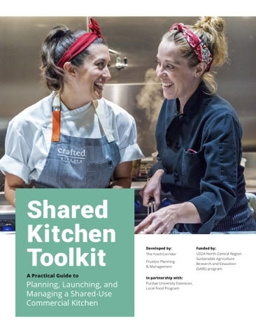 The Shared Kitchen Toolkit is a free web-based resource that delivers guidance on feasibility and planning for new kitchen projects, as well as management practices for the day-to-day operations of shared-use kitchens. (Photo: Business Wire)