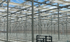 High Park Farms will begin cultivating cannabis plants in its greenhouse next week. (Photo: Business Wire)
