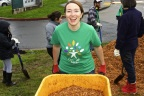 Building the Supa Fresh Youth Farm at last year's Comcast Cares Day (Photo: Business Wire)
