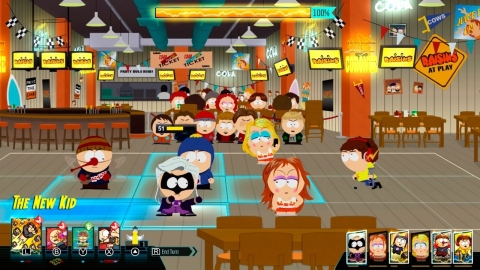 As the newest member of Coon and Friends, you must create your own superhero, build up your notoriety and use your superpowers to save South Park. (Photo: Business Wire)