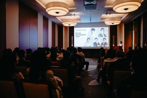 The Bezant Foundation Successfully Holds a Global Meet-up on Blockchain Project in Tokyo (Photo: Business Wire)