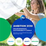 Detailed look at P&G's 2030 Environmental Goals