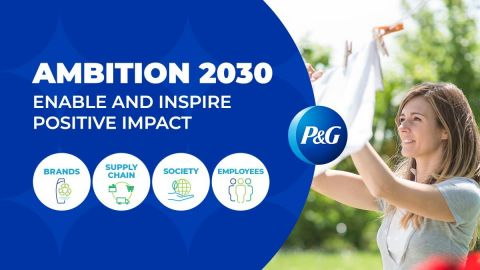 P&G has achieved many of its 2020 environmental goals and has plans in place to meet the rest. New, broad-reaching goals for 2030 have been established; they aim to enable and inspire positive impact on the environment and society while creating value for the Company and consumers. (Photo: Business Wire)
