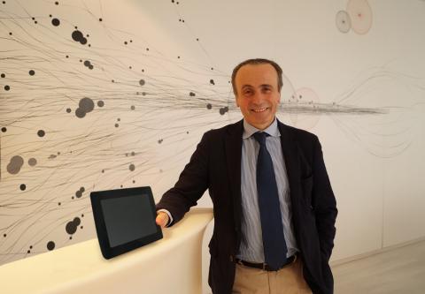 Daniele Conti Presidente Gruppo SECO (Photo: SECO)