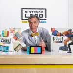 Nintendo Unboxes New Possibilities to Make, Play and Discover with Launch of Nintendo Labo | Business Wire