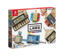 The Nintendo Labo Variety Kit includes all the necessary materials and software to create five different Toy-Con projects: RC Car, Fishing Rod, House, Motorbike and Piano. (Photo: Business Wire)