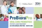 ProBiora Health to present ProBioraPro oral care probiotics at the ALD 2018 Annual Meeting.(Photo: Business Wire)