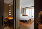 A Junior Suite in the Grand Hyatt Xi'an. (Photo: Business Wire)