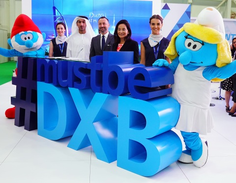 Dubai Airports signs MOU with Dubai Parks & Resorts on day one of ATM (Photo: AETOSWire)
