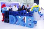 Dubai Airports and Dubai Parks & Resorts at ATM (Photo: AETOSWire)