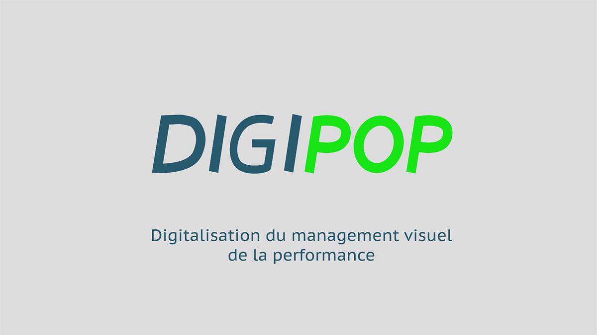iObeya et l'École POP: partenaires pour une nouvelle offre Lean Durable® digital (Video: iObeya)