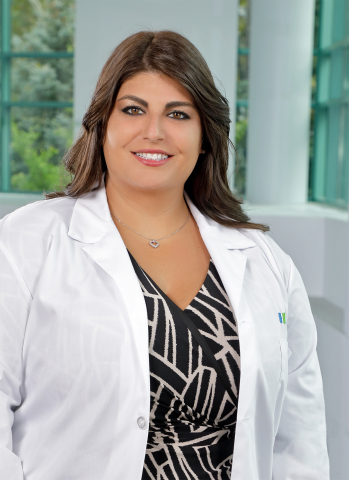 Mountainside Medical Group Adds OB/GYN specialist Vanessa Parisi, D.O. (Photo: Business Wire)